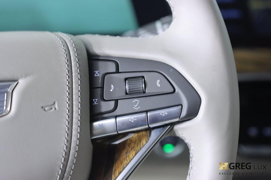 2021 Cadillac Escalade ESV Premium Luxury Platinum #51