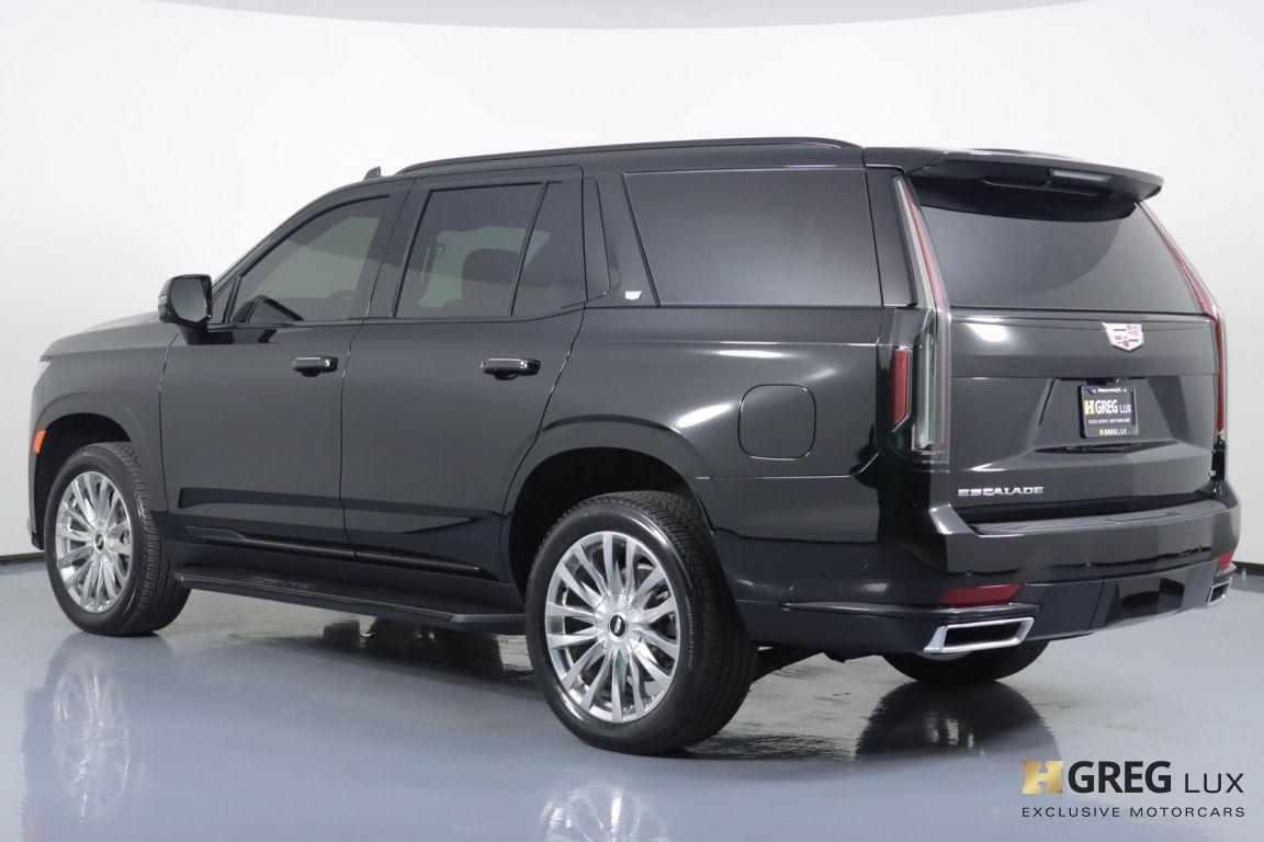 2021 Cadillac Escalade Premium Luxury #21