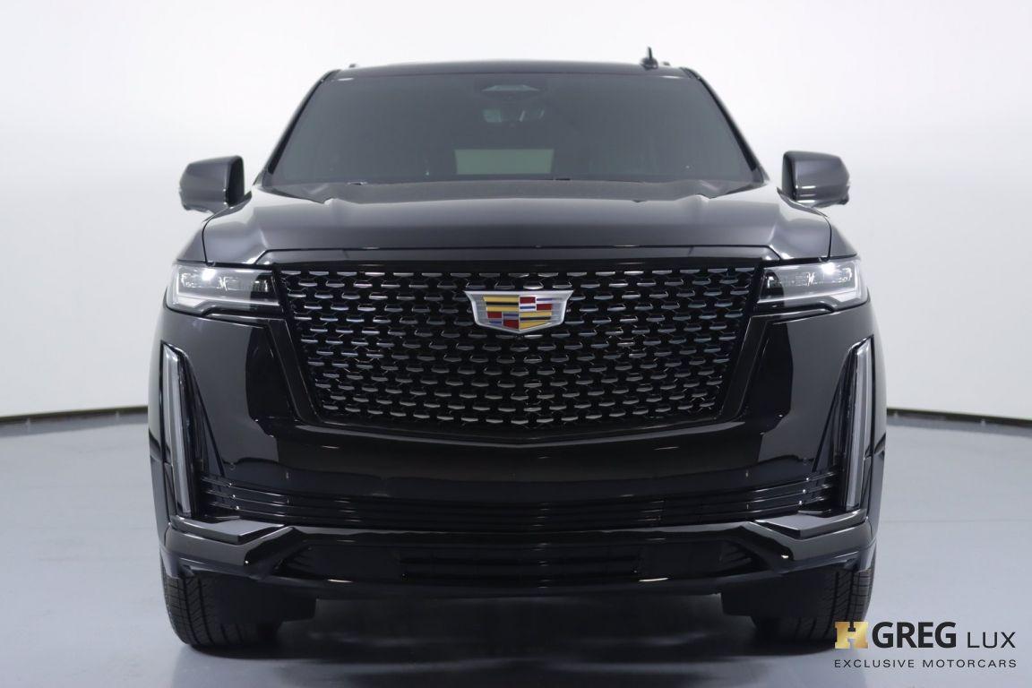 2021 Cadillac Escalade Premium Luxury #3