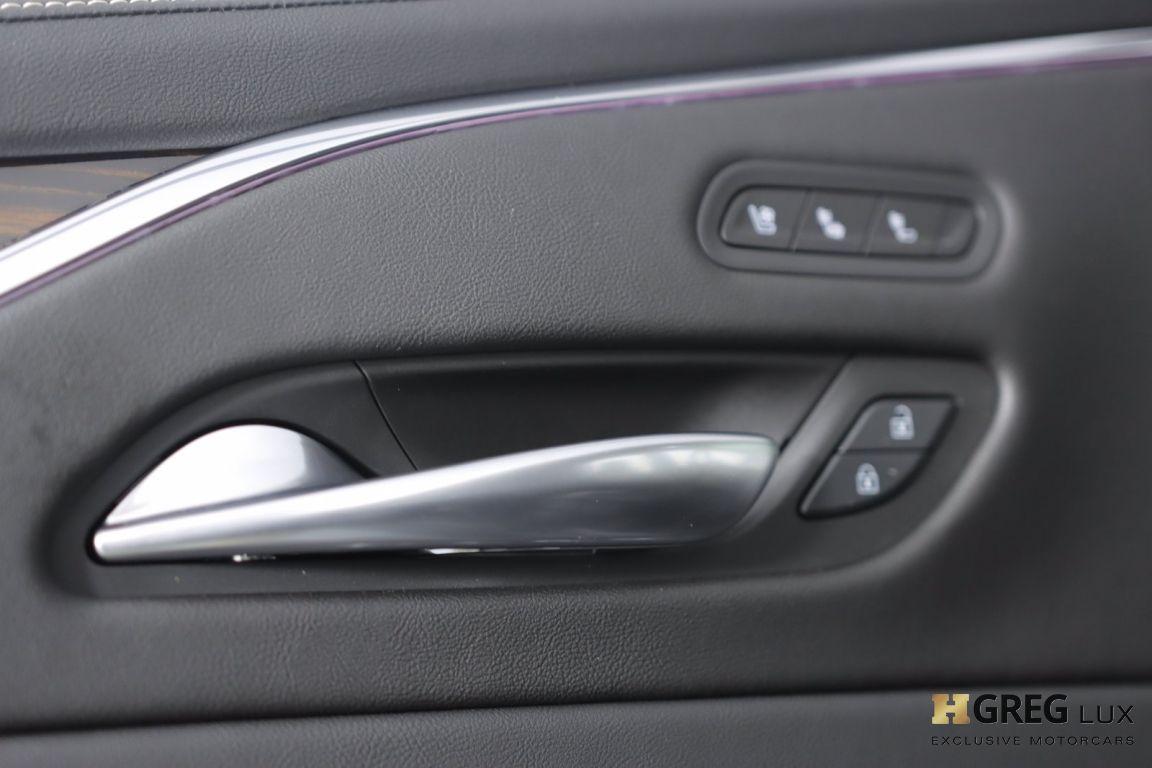 2021 Cadillac Escalade Premium Luxury #38