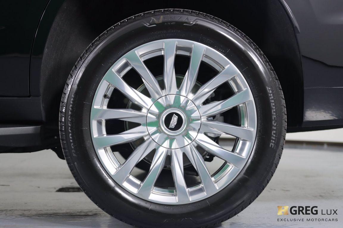 2021 Cadillac Escalade Premium Luxury #25