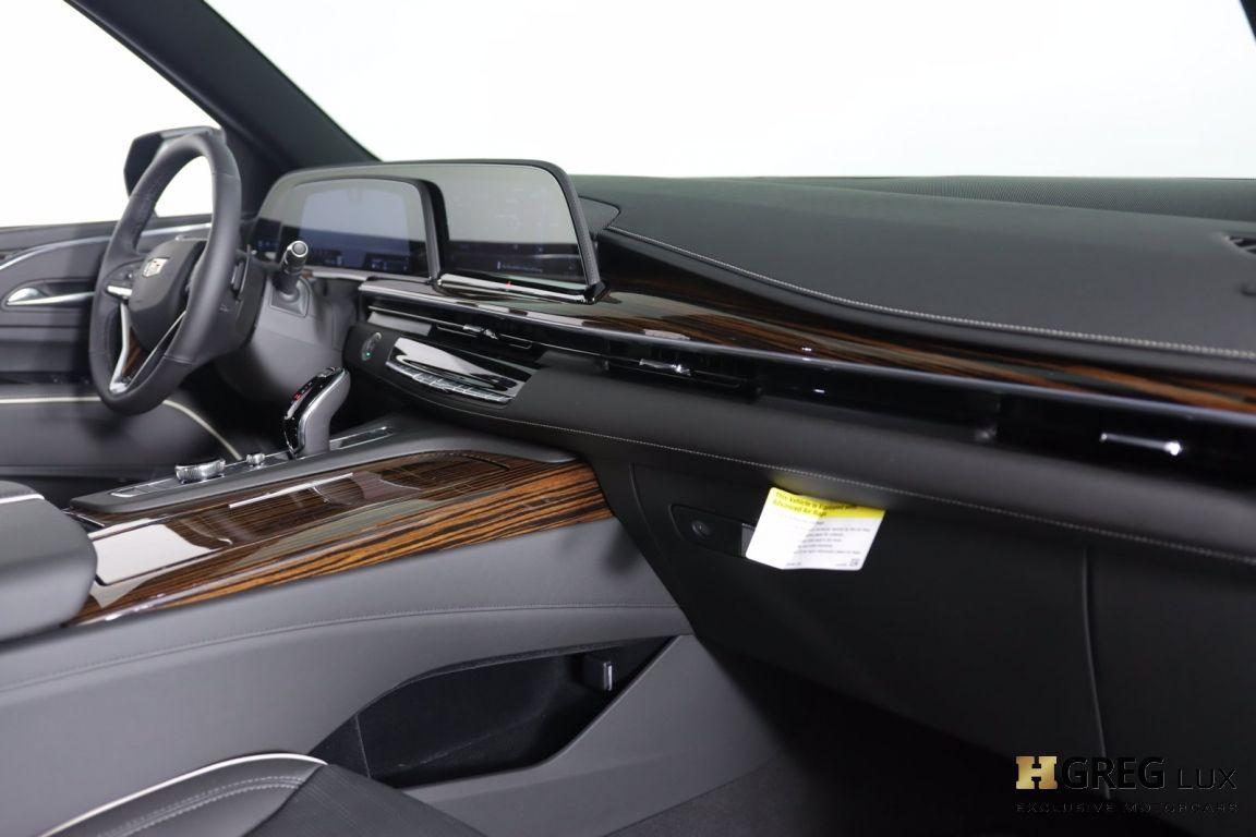 2021 Cadillac Escalade Premium Luxury #28