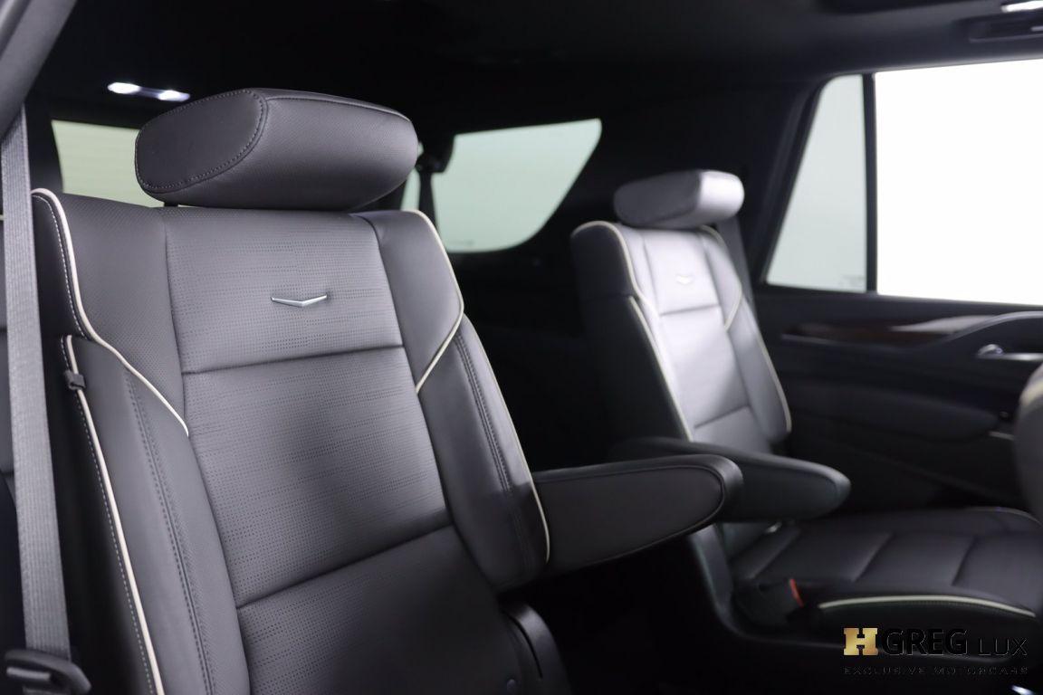 2021 Cadillac Escalade Premium Luxury #34