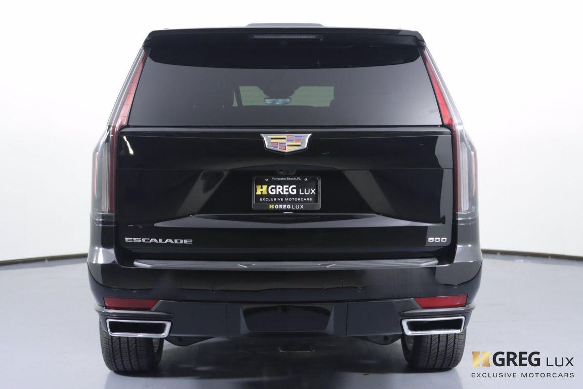 2021 Cadillac Escalade Premium Luxury #16