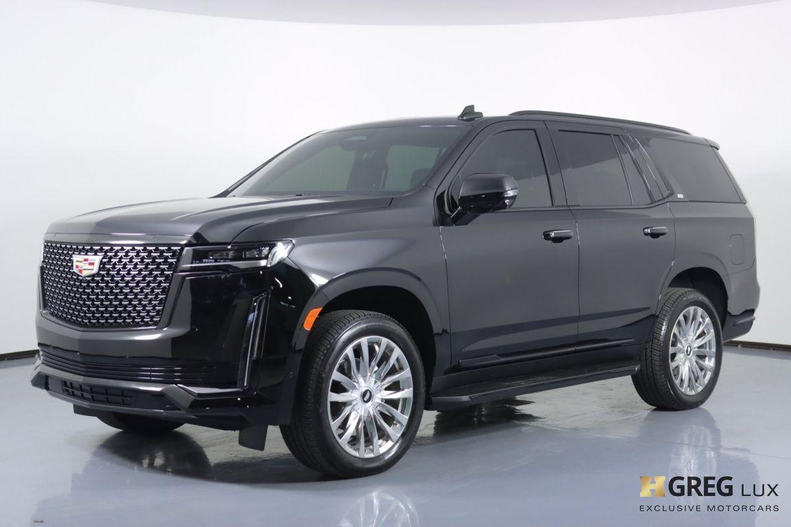 2021 Cadillac Escalade Premium Luxury #26