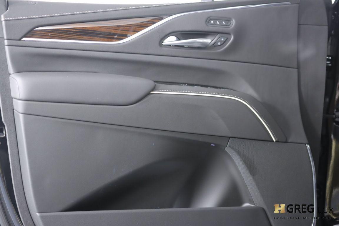 2021 Cadillac Escalade Premium Luxury #36