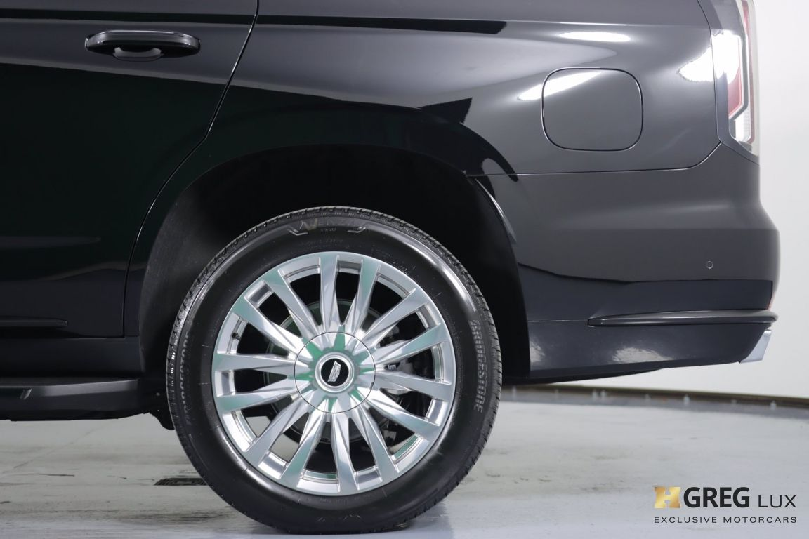 2021 Cadillac Escalade Premium Luxury #24