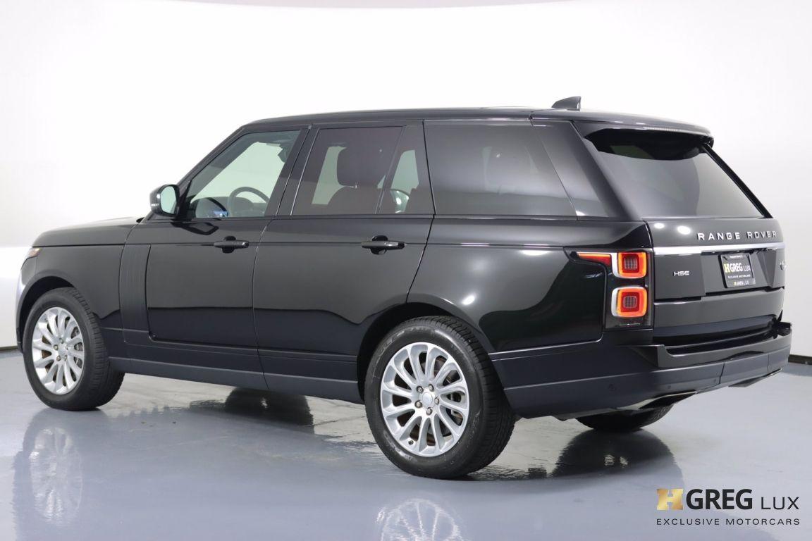 2019 Land Rover Range Rover HSE #21