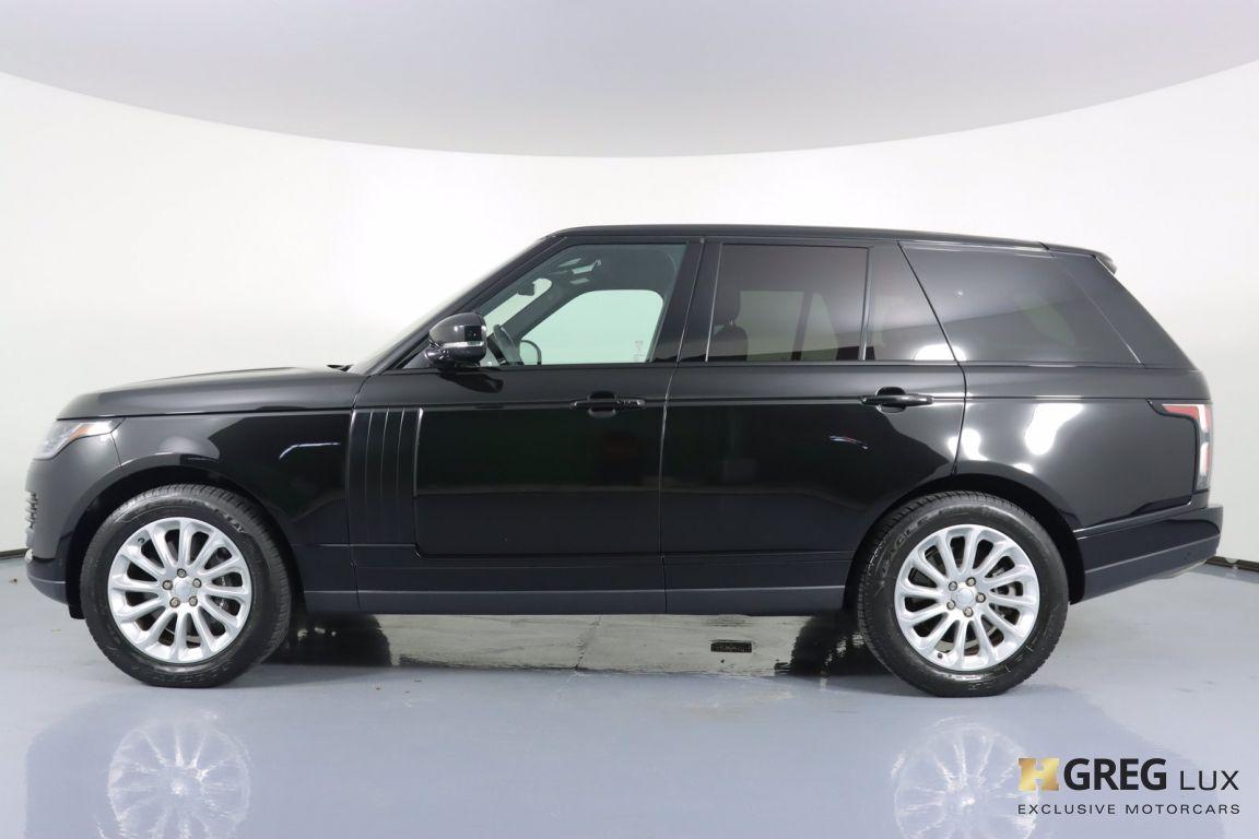 2019 Land Rover Range Rover HSE #22