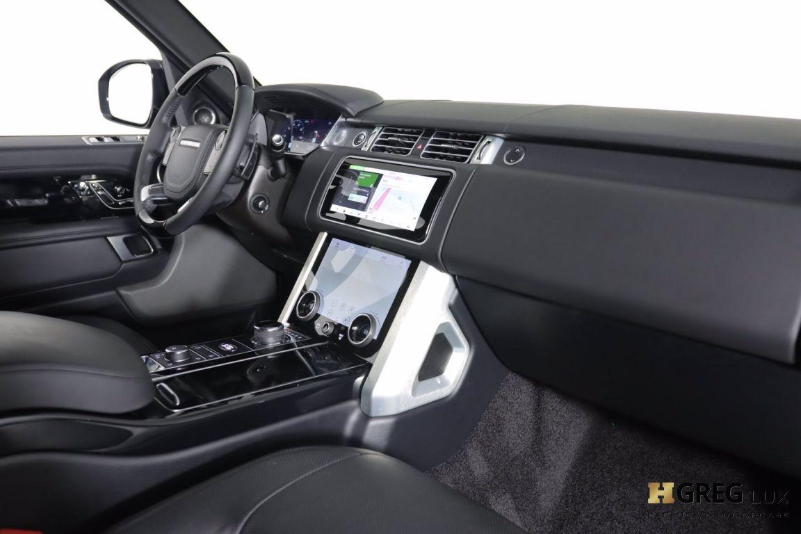 2019 Land Rover Range Rover HSE #29