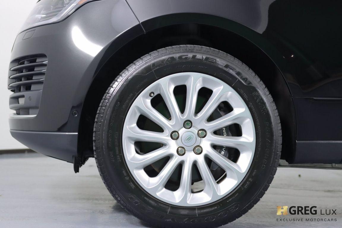2019 Land Rover Range Rover HSE #23