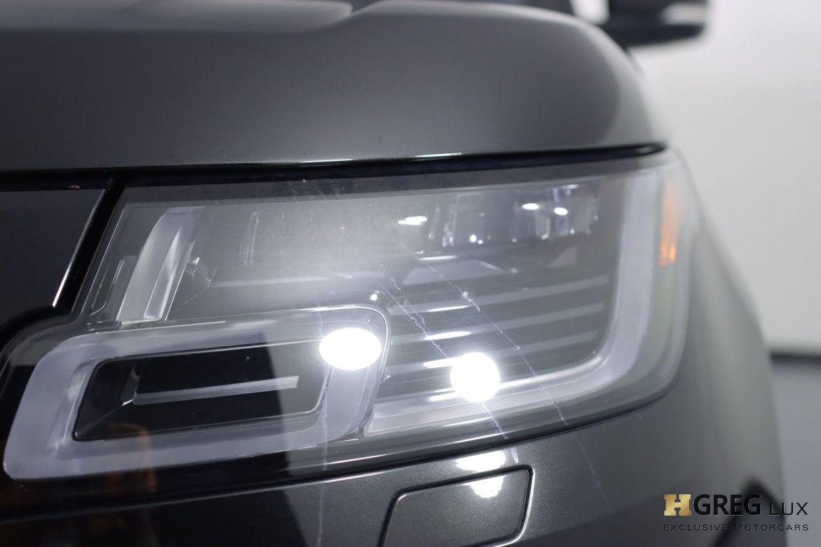 2019 Land Rover Range Rover HSE #5
