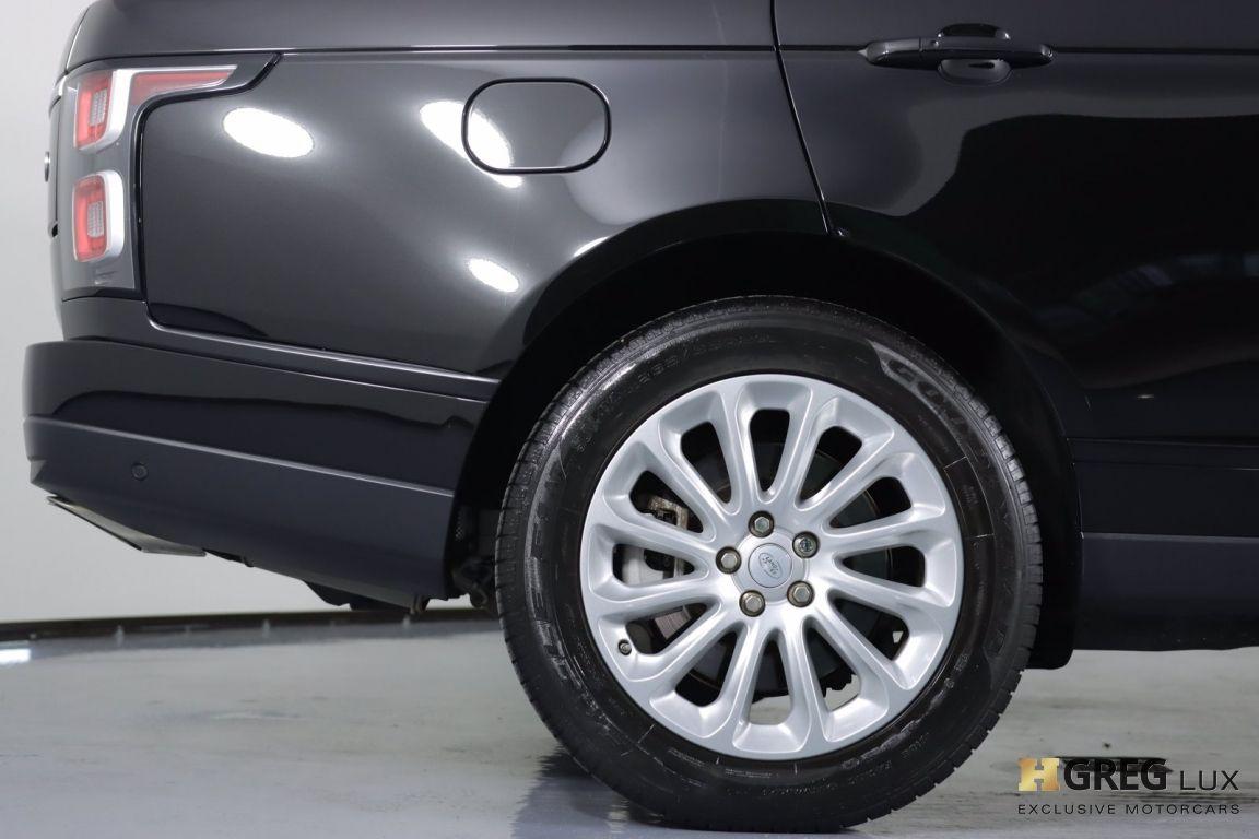 2019 Land Rover Range Rover HSE #13