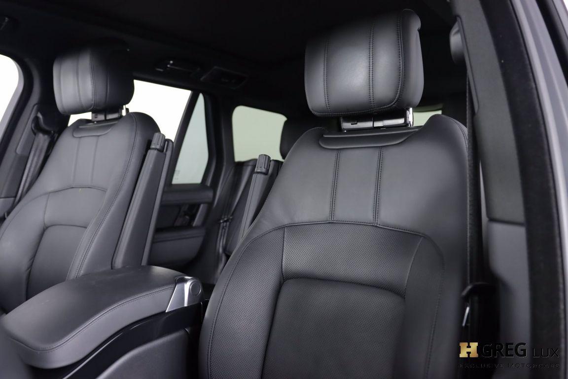 2019 Land Rover Range Rover HSE #2