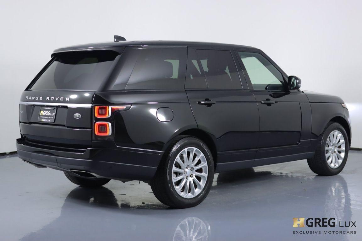 2019 Land Rover Range Rover HSE #15
