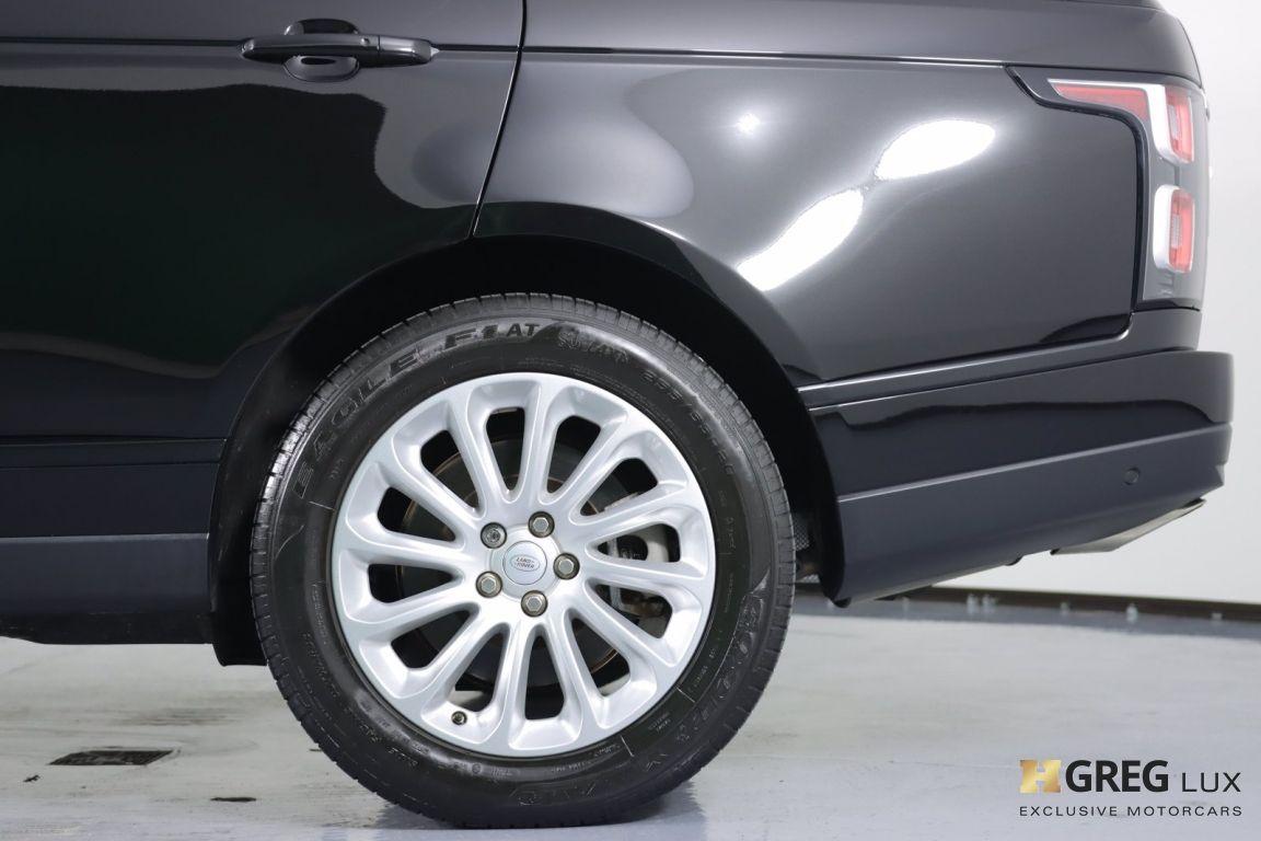 2019 Land Rover Range Rover HSE #25