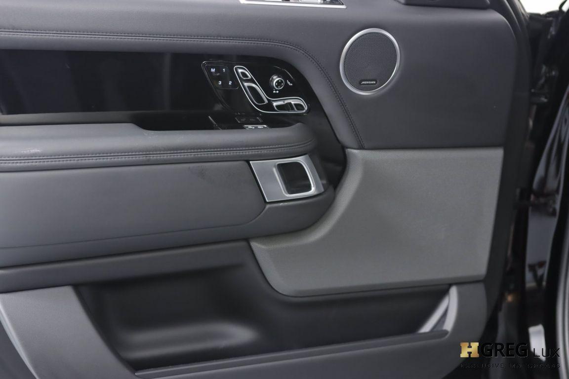 2019 Land Rover Range Rover HSE #37
