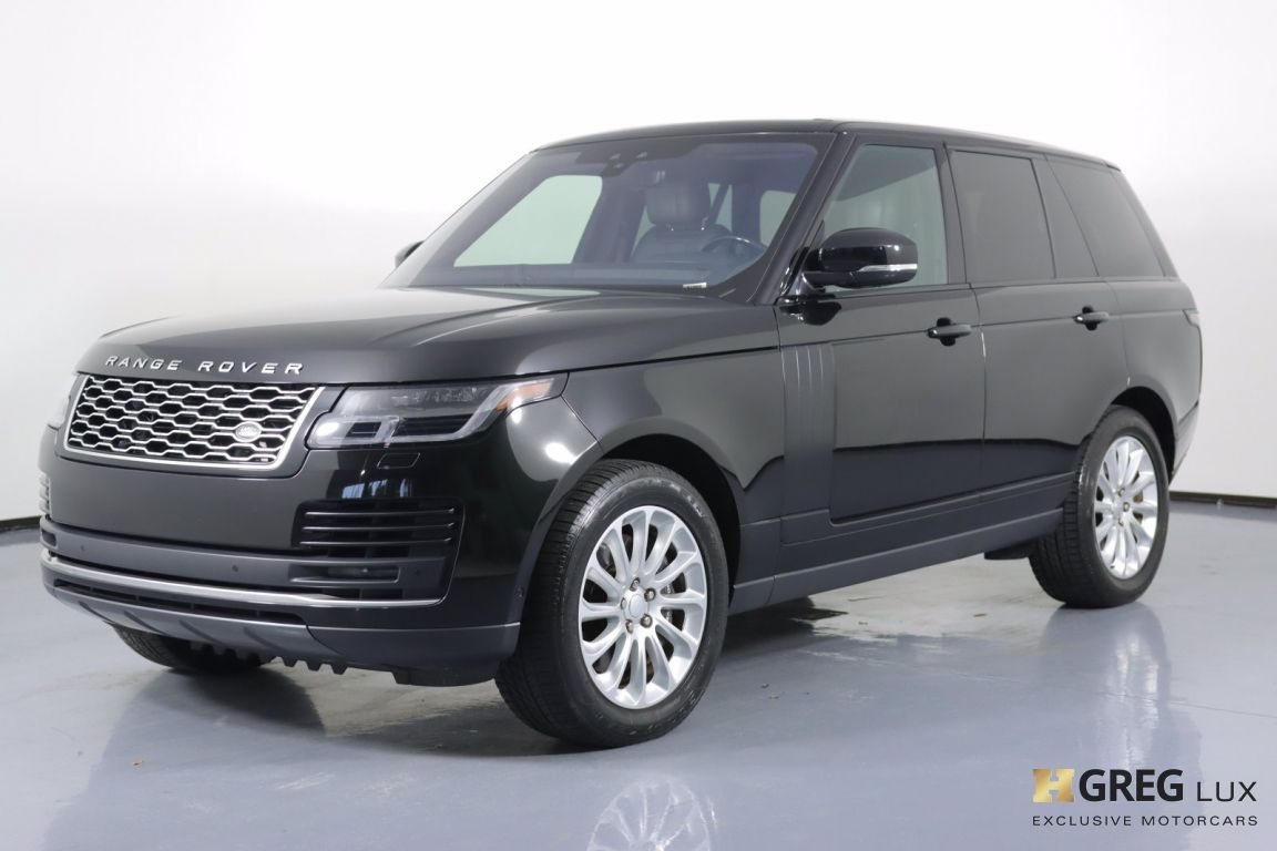 2019 Land Rover Range Rover HSE #27