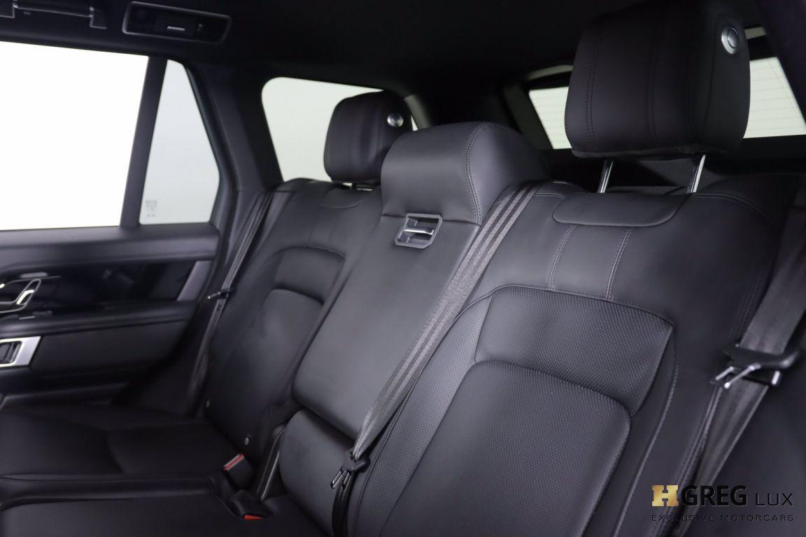 2019 Land Rover Range Rover HSE #31