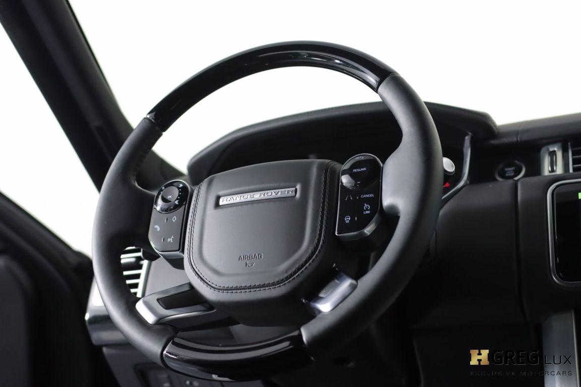 2019 Land Rover Range Rover HSE #47