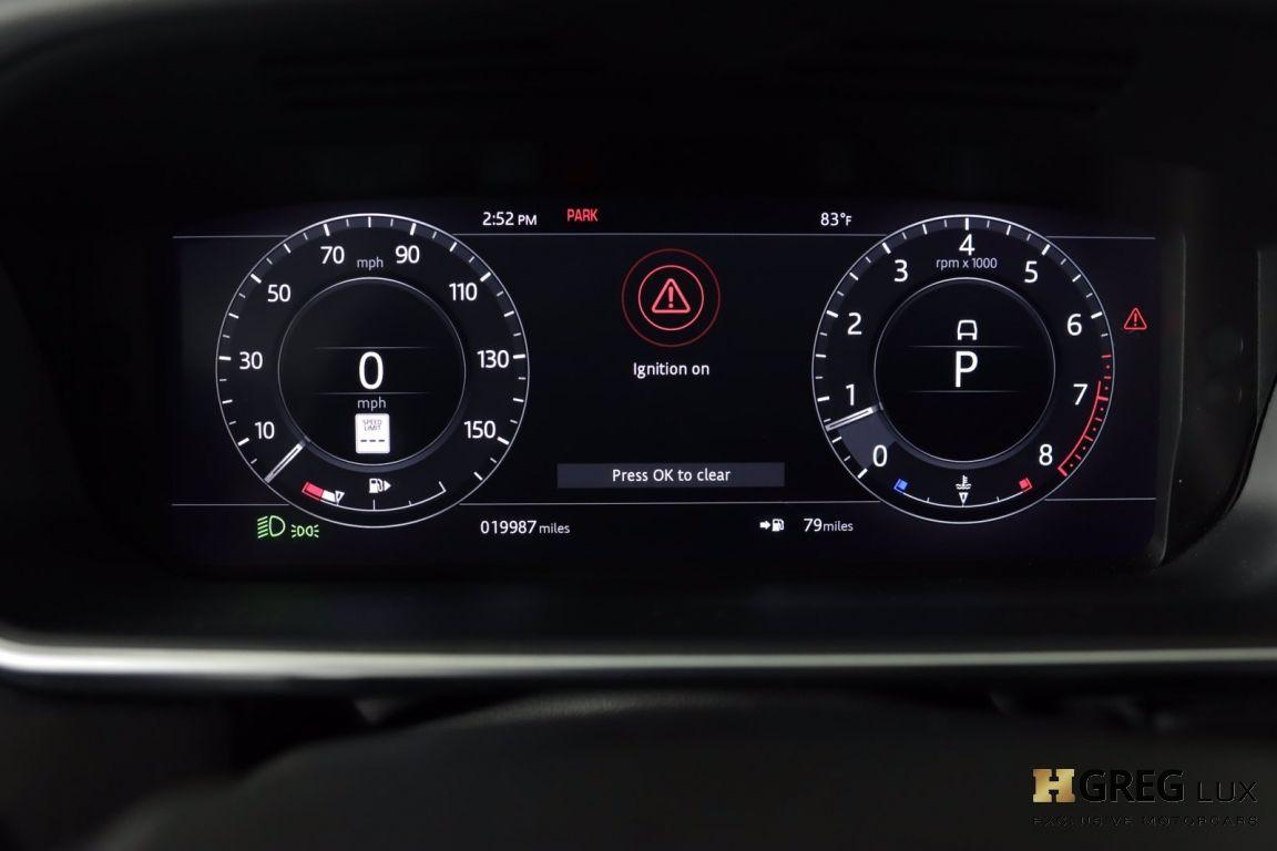 2019 Land Rover Range Rover HSE #44