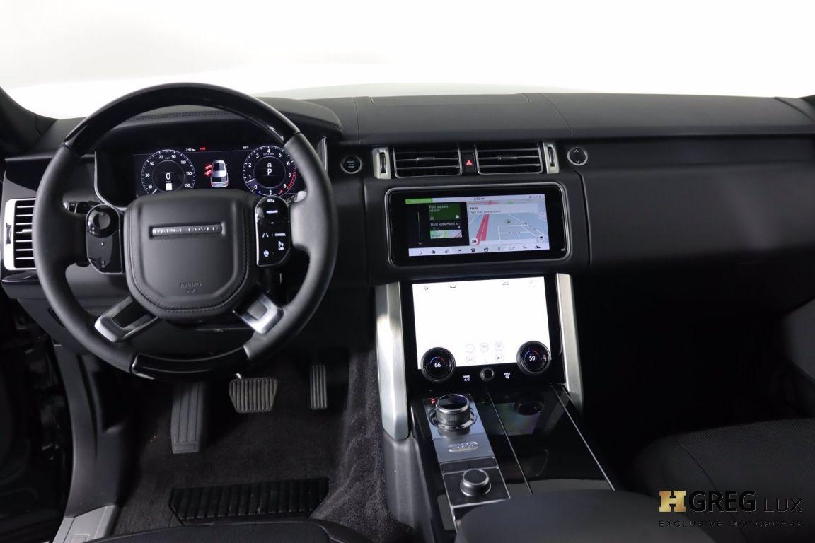 2019 Land Rover Range Rover HSE #50