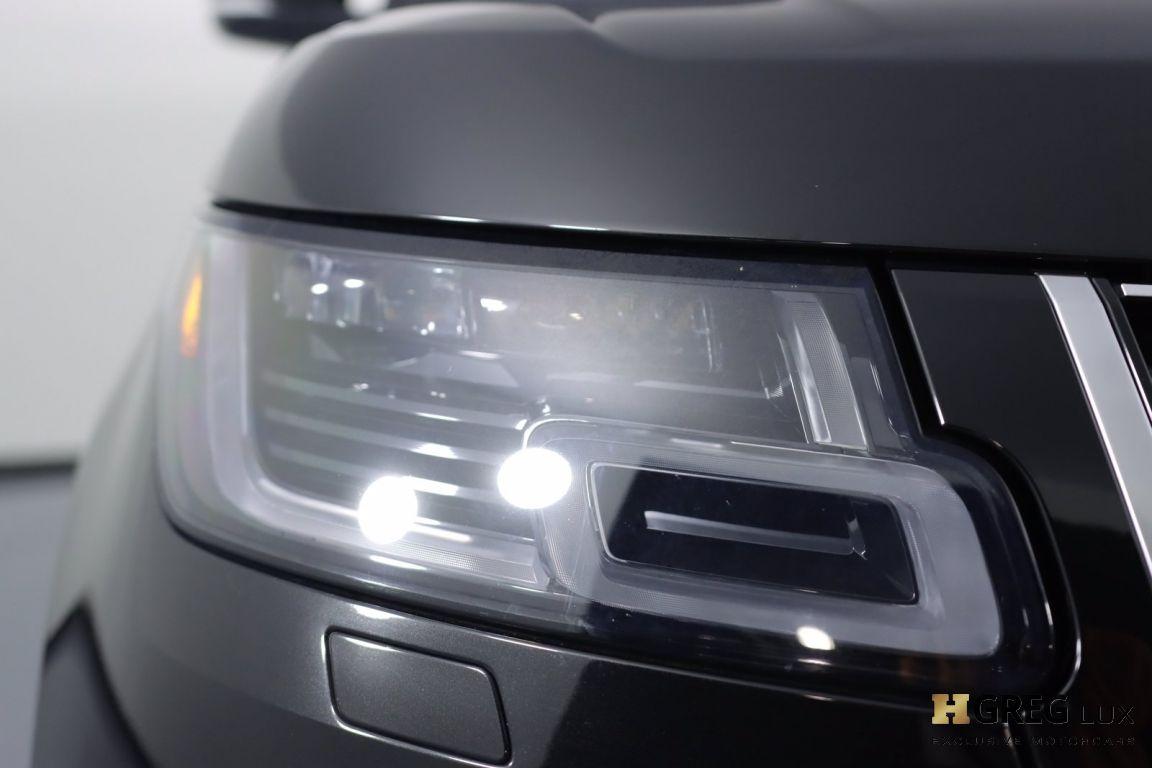 2019 Land Rover Range Rover HSE #4
