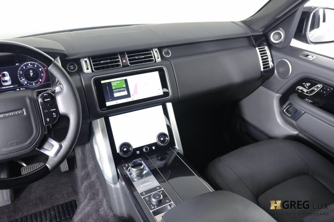 2019 Land Rover Range Rover HSE #38