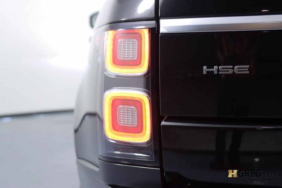 2019 Land Rover Range Rover HSE #17