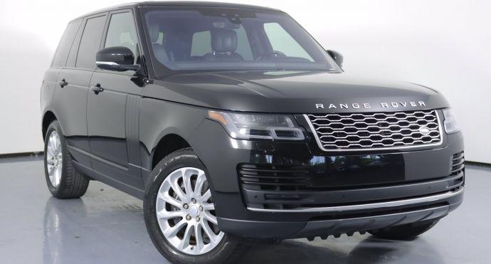 2019 Land Rover Range Rover HSE #0