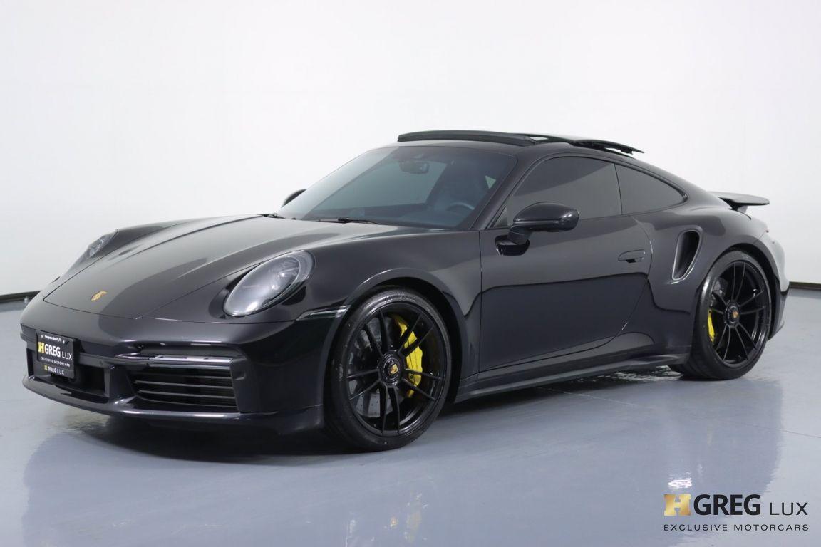 2020 Porsche 911 Turbo S #28