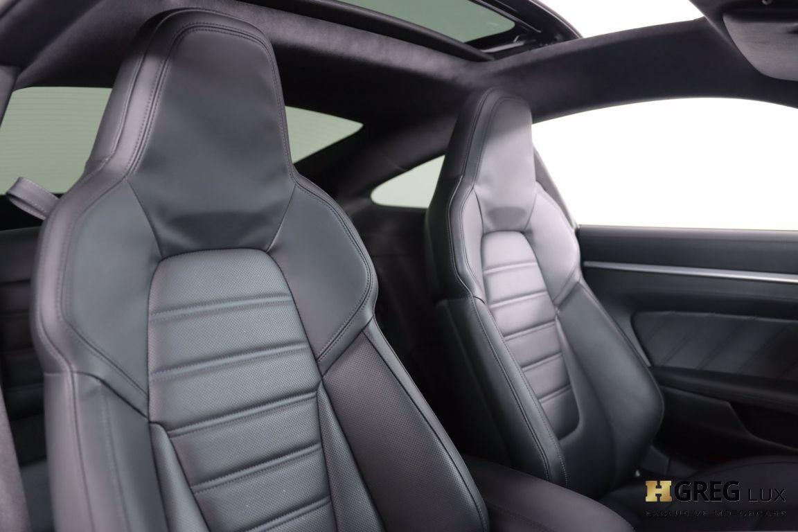 2020 Porsche 911 Turbo S #34