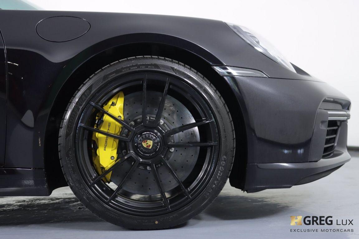 2020 Porsche 911 Turbo S #11