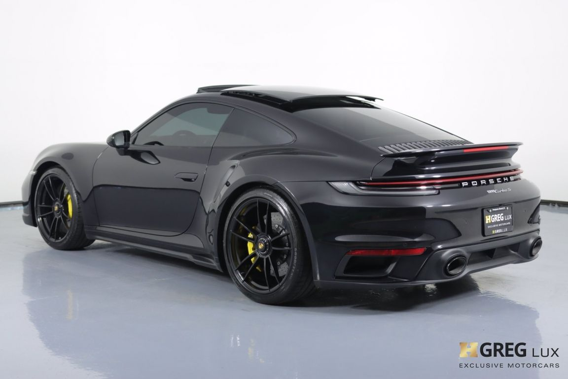 2020 Porsche 911 Turbo S #21