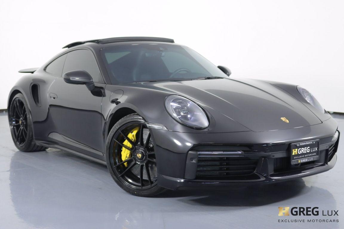 2020 Porsche 911 Turbo S #0