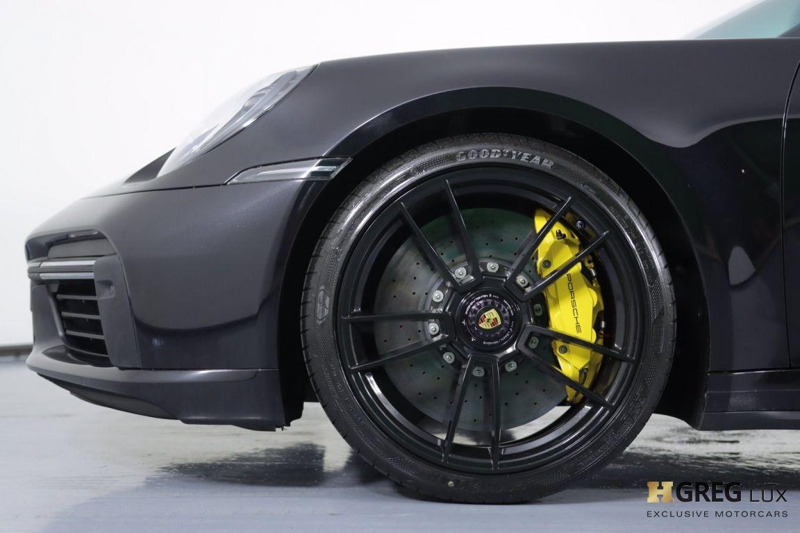 2020 Porsche 911 Turbo S #23