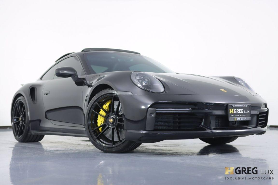 2020 Porsche 911 Turbo S #29
