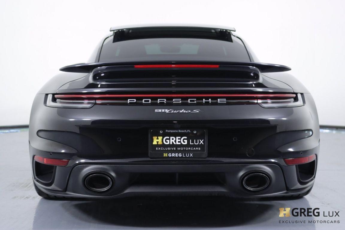 2020 Porsche 911 Turbo S #17