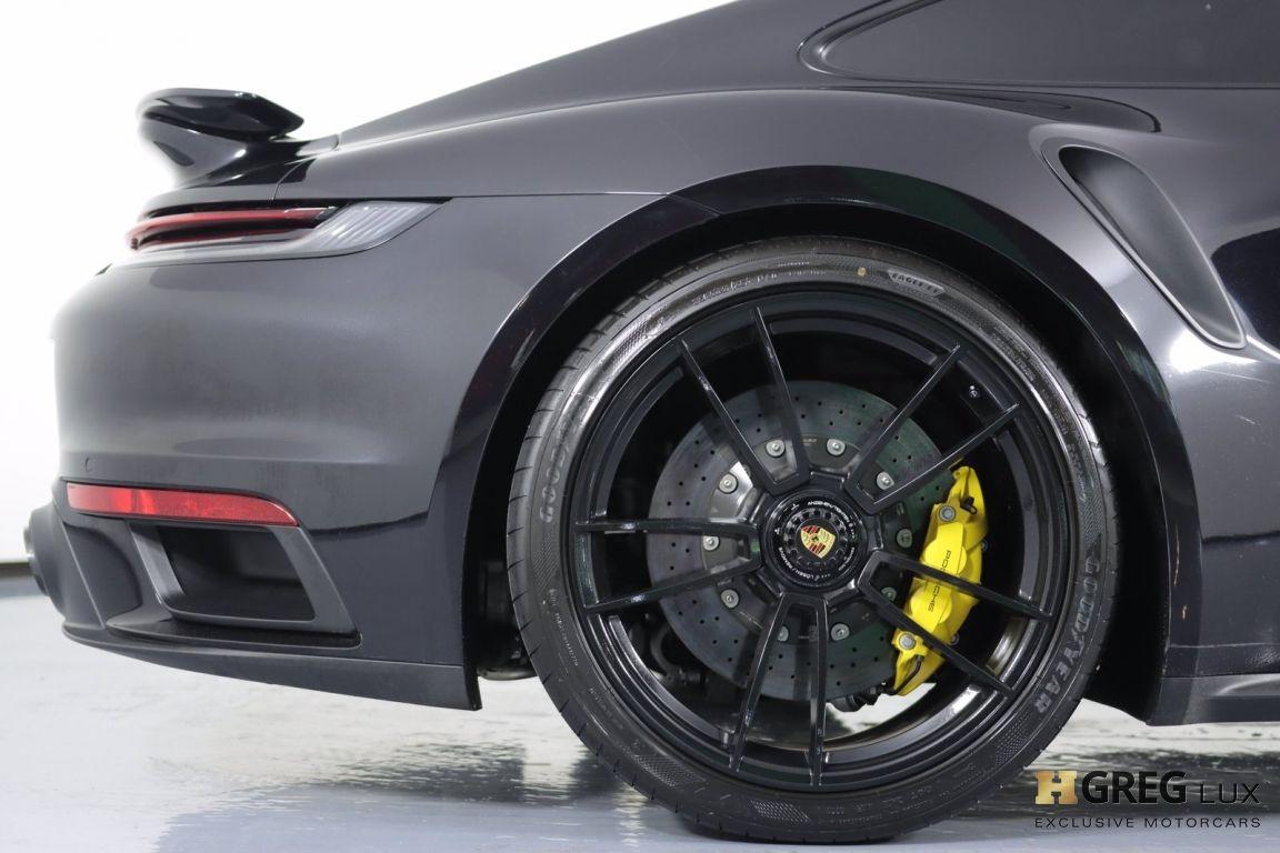 2020 Porsche 911 Turbo S #14