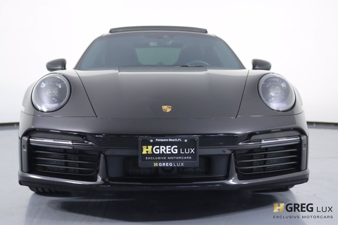 2020 Porsche 911 Turbo S #3