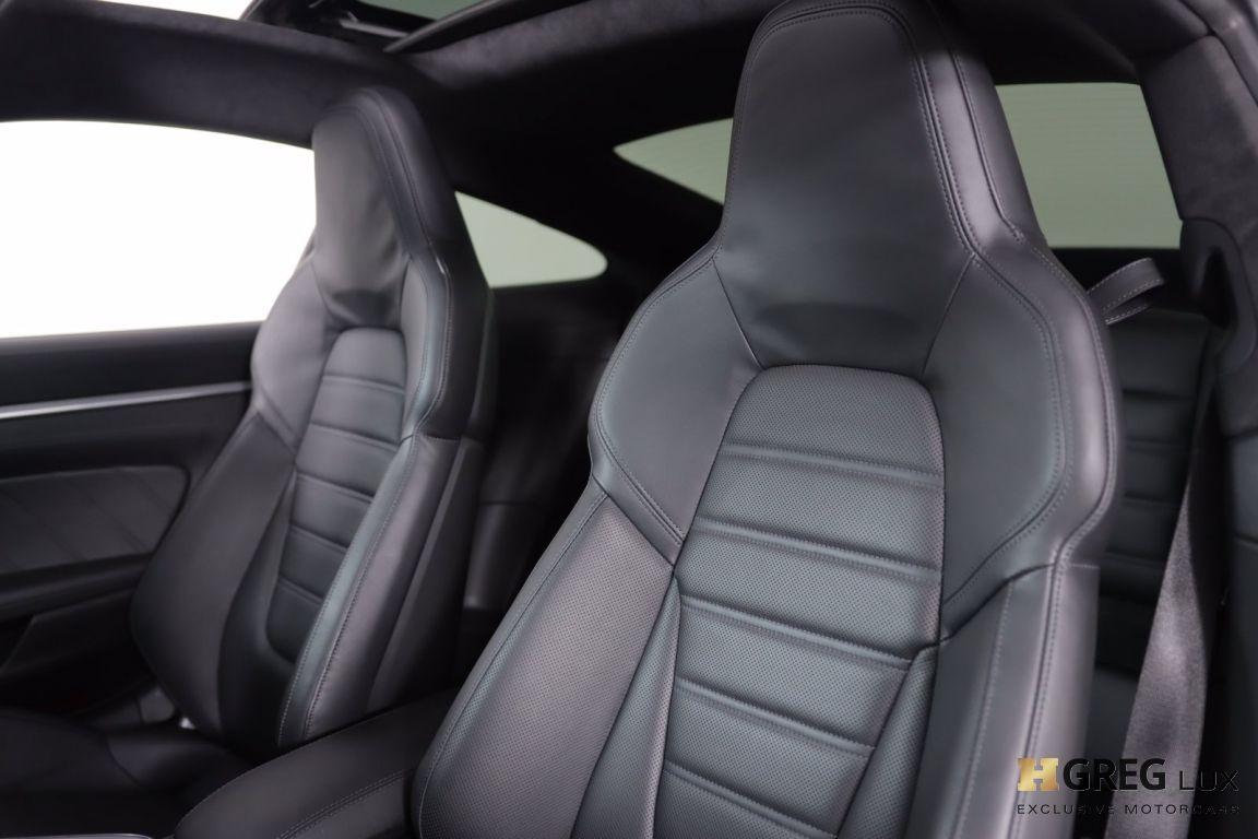 2020 Porsche 911 Turbo S #2
