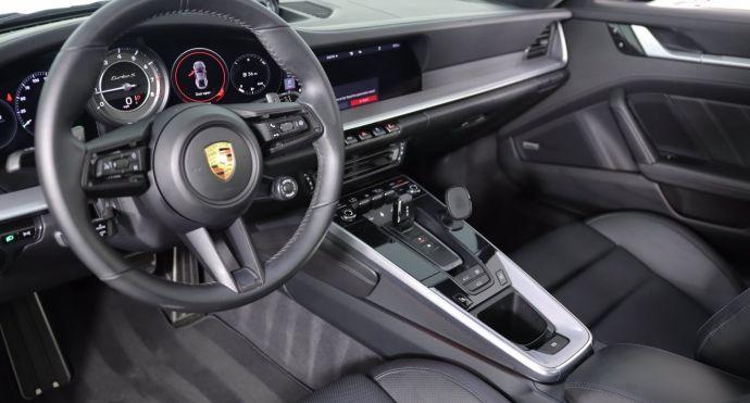 2020 Porsche 911 Turbo S #1