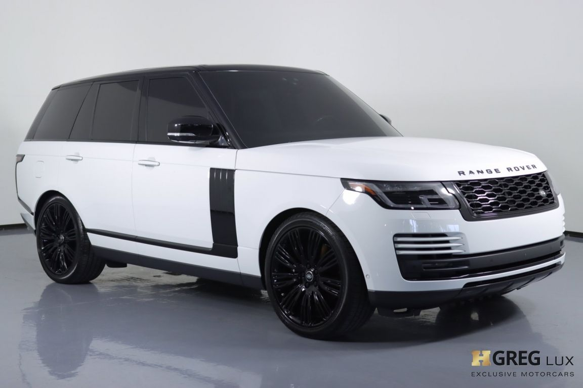 2019 Land Rover Range Rover Autobiography #9
