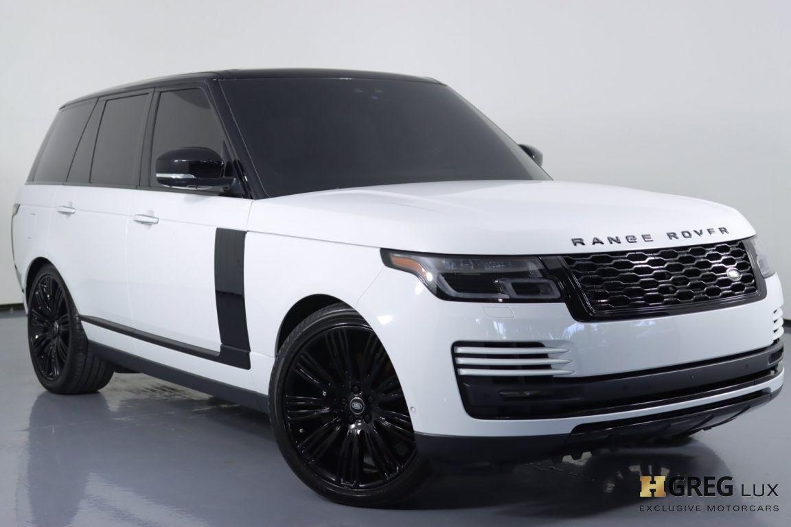 2019 Land Rover Range Rover Autobiography #0