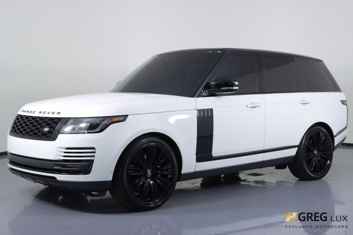 2019 Land Rover Range Rover Autobiography #27