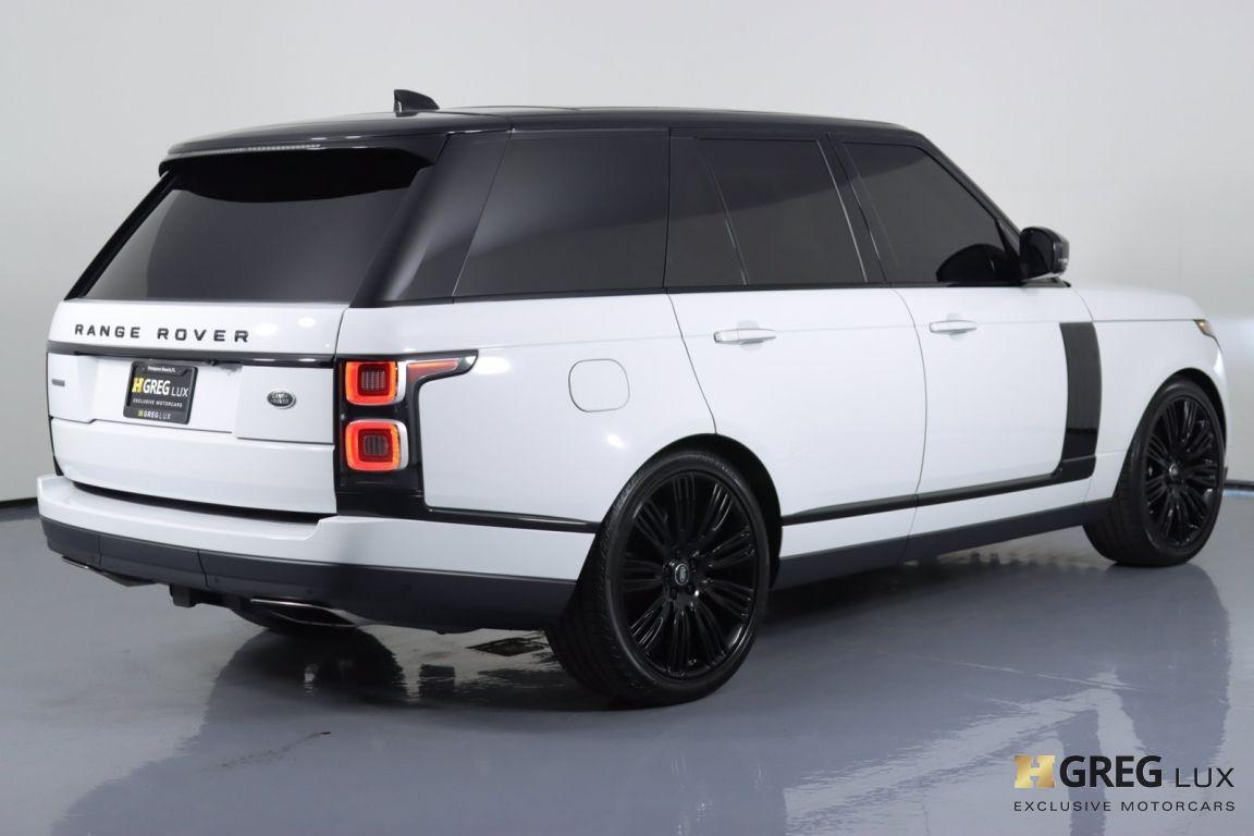 2019 Land Rover Range Rover Autobiography #15