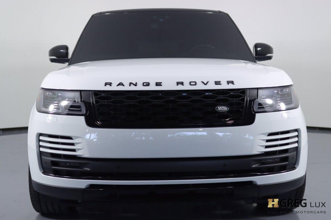2019 Land Rover Range Rover Autobiography #3