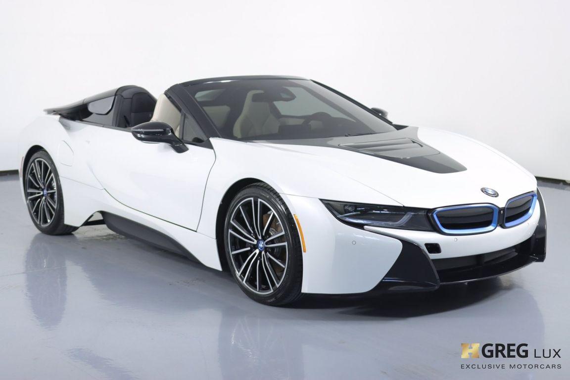 2019 BMW i8 Roadster #12