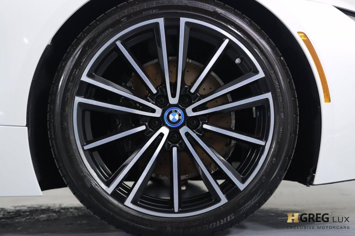 2019 BMW i8 Roadster #15