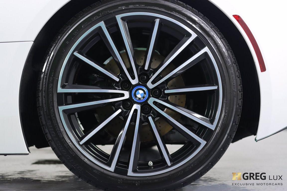 2019 BMW i8 Roadster #29